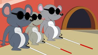 Video Three Blind Mice - Nursery Rhymes for Children - Ep 33 download MP3, 3GP, MP4, WEBM, AVI, FLV Oktober 2017