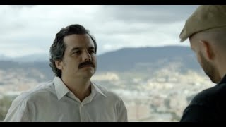 Narcos Season 2 episode 2 Pablo orders attack on The police