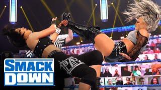 Liv Morgan vs. Bayley: SmackDown, Feb. 12, 2021
