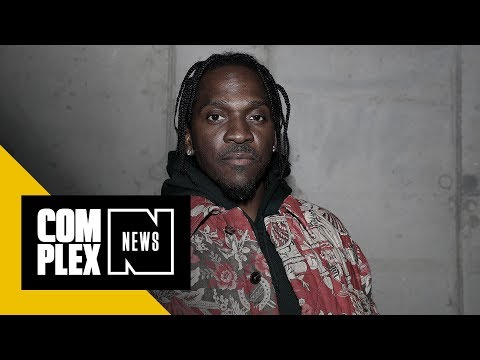 Pusha T Takes Shot at Drake on His New Album