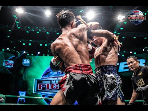 MUAY THAI FIGHTER [ ENG Ver ] - วันที่ 02 Jul 2019