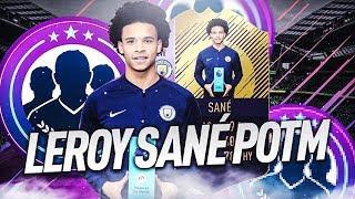 FIFA 18 - ON RÉCUPÈRE SANE POTM LE MOINS CHER POSSIBLE !