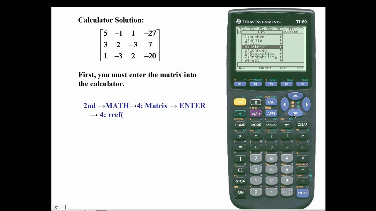 Texas Instruments TI-83 Plus Guidebook and Getting Started Manuals Books
