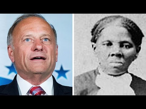 Steve King: Tubman On $20 Is Racist