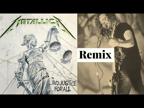 Metallica - One [BASS BOOSTED REMIX] + extras
