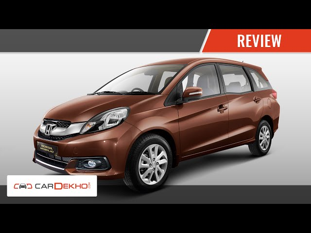 Honda Mobilio Price Reviews Images Specs 2018 Offers Gaadi