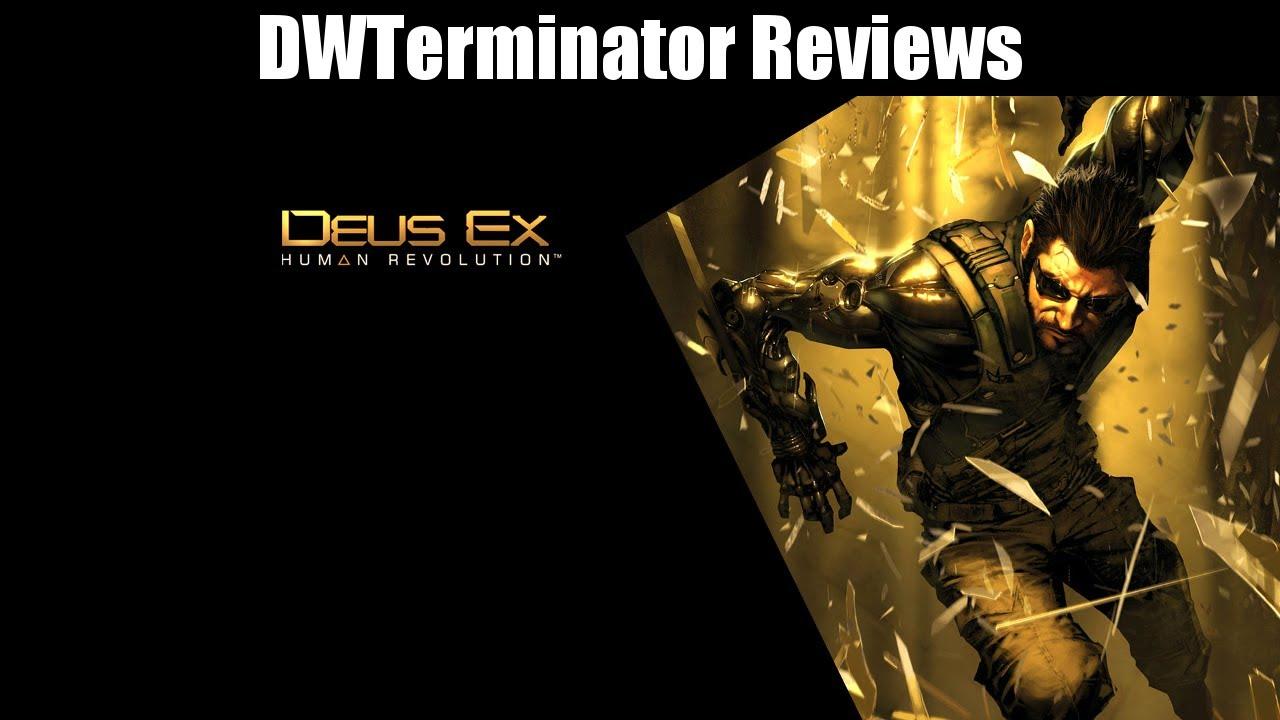 review - deus ex  human revolution