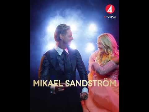 Malin dansar med Dr. Mikael Sandström i årets Let's Dance