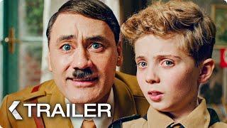 JOJO RABBIT Trailer 2 German Deutsch (2020)