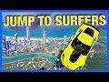 Forza Horizon 3 : JUMP TO SURFERS PARADISE... AGAIN!!