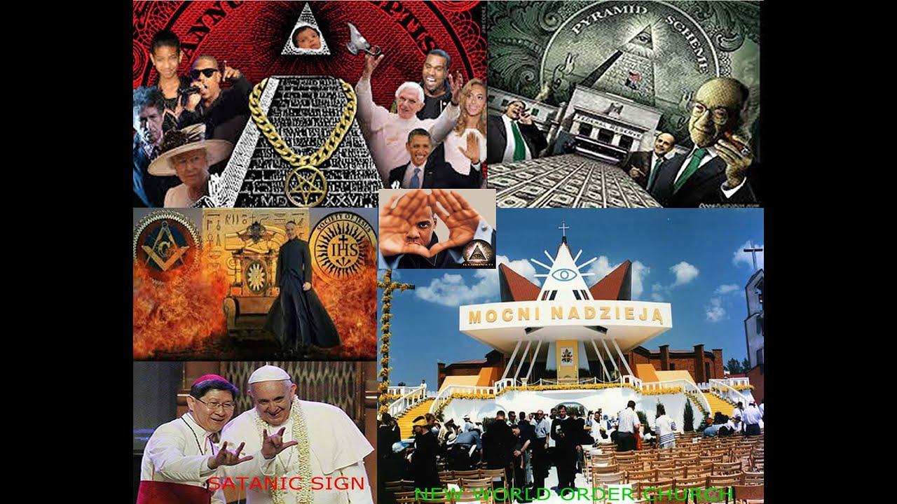 Pope francis illuminati