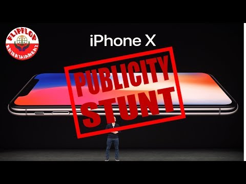 iPhone X Features are Just Publicity Stunts | iPhone X Review