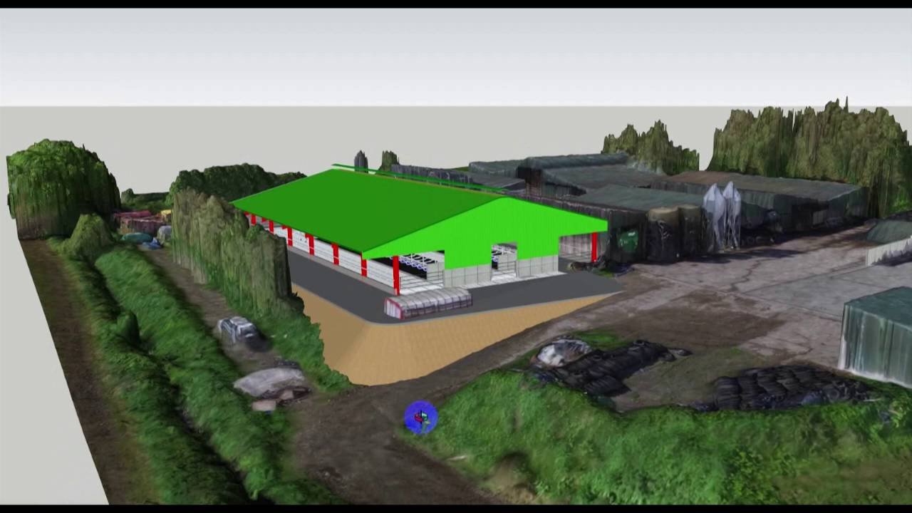 Using 3d imaging to design the perfect shed irish farmers journal