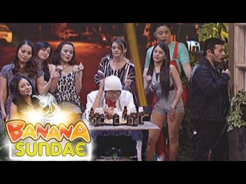 Banana Sundae: Karaoke jokes