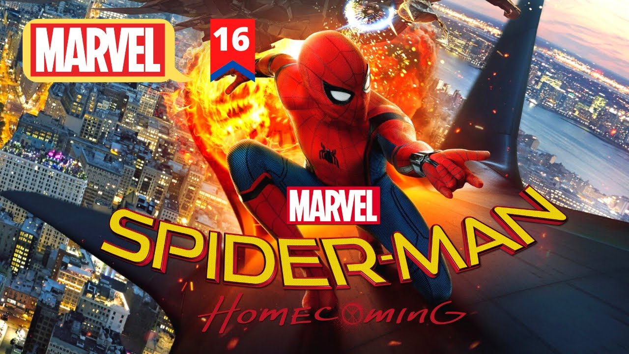 Download Spider Man Homecoming Explained In Hindi | MCU Movie 16 Explained in hindi | Hitesh Nagar
