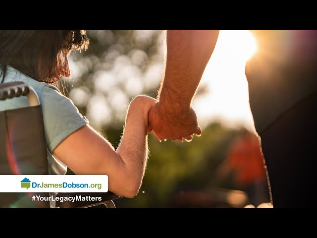 Another Kind of Courage - Day 1 with Dr. James Dobson's Family Talk   03/04/2019