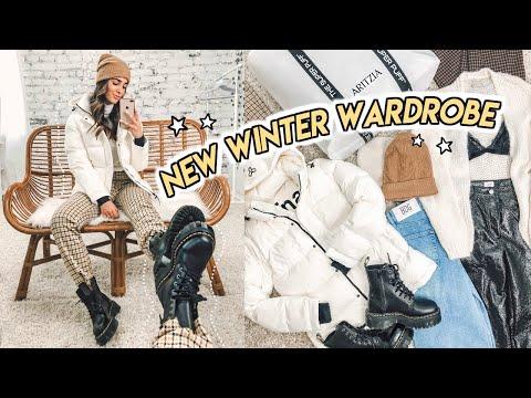 WINTER 2020 FASHION HAUL ☆ Aritzia Superpuffs, Doc Martens, Urban Outfitters + more!