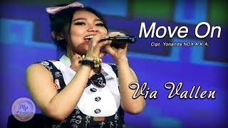 Via Vallen - Move On ( Official Music Video )