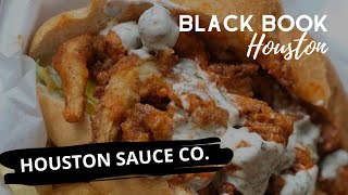 Black Book Houston ft. Houston Sauce Co.