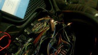 Mercedes W210, проблемы по электрике-защита от угона, не запускался стартер. Завел Мотор.