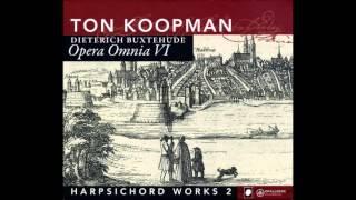 Dieterich Buxtehude Harpsichord Works Opera Omnia VI 1/2