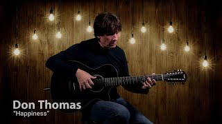 "Taylor 562ce 12-Fret Don Thomas ""Happiness"""