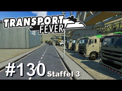 Transport Fever S3/#130: Ein Steinbruch muss her [Let's Play][Gameplay][German][Deutsch]