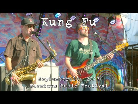 Kung Fu: 2017-09-16 - Wormtown Music Festival; Greenfield, MA [4K]