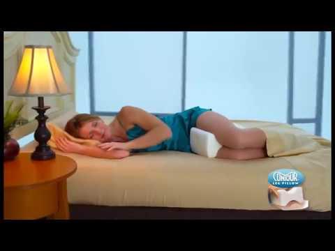 contour products leg pillow original as seen on tv commercial