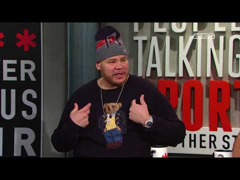People Talking Sports* Episode 50 | Fat Joe & Charlie Ward | Aired January 10th