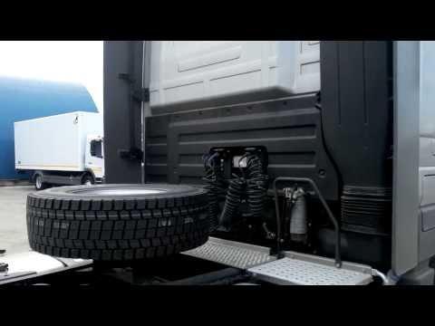 Mercedes Benz Actros Megaspace 1844 Мерседес Бенц Актрос Оф.дилер 495 308 99 99