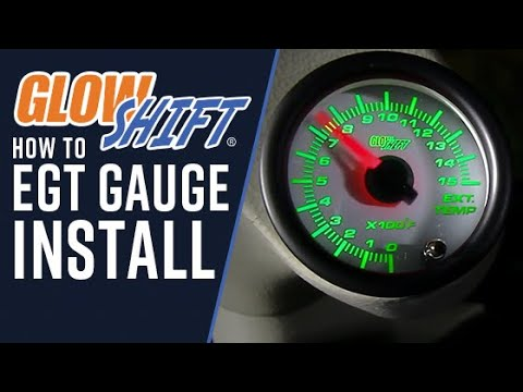 diesel tach hook up