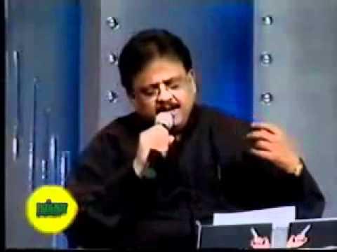 S.P.Balasubramaniyam - Tere Mere Beech Main.flv