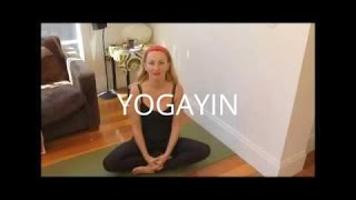 YOGA CURE for SINUSITIS & HAYFEVER with YogaYin