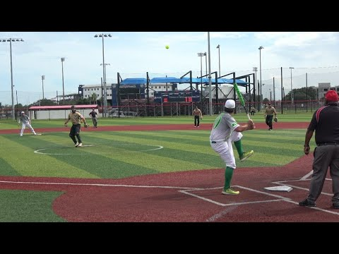 CONDENSED GAME - 2020 USSSA 'AA' World Winners Bracket Final Game - Xtreme Vs Maroadi/SNI