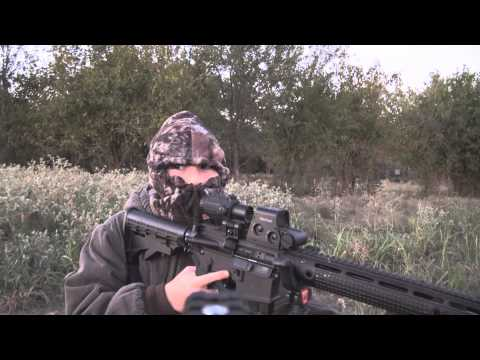 Deer hunting Kill shots in Texas with EOTECH and Glenn Guess