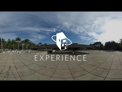 ArchDaily Experience: Museu Brasileiro da Escultura MuBE / Paulo Mendes da Rocha
