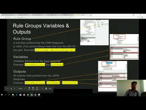 Video: Integrate your CRM with your IP PBX with Restful API
