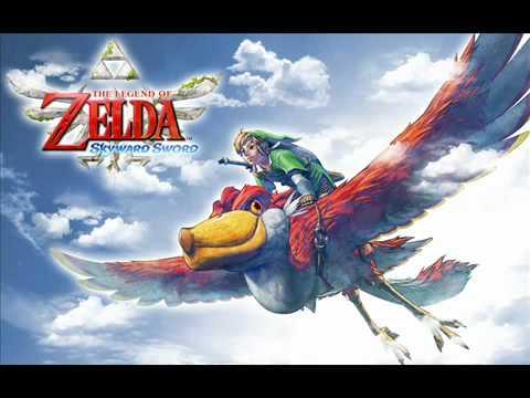 The Legend of Zelda - Skyward Sword Music  Lanryu Desert - Ancient Harbor