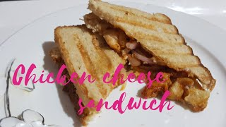 How to make grilled chicken sandwich