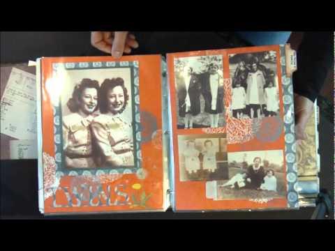 family tree books youtube
