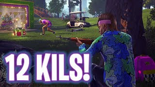 MI RECORD EN EL JUEGO! Radical Heights Battle Royale