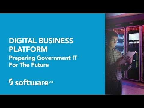 A Digital Platform for Government Transformation