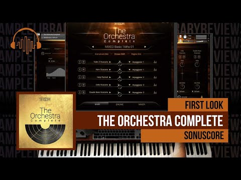 Best Service The Orchestra Complete Virtual Instruments