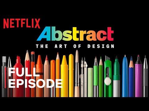Abstract: The Art of Design | Christoph Niemann: Illustration | FULL EPISODE | Netflix