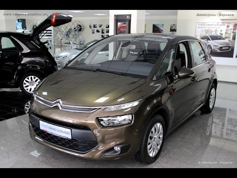 the all new citroen c4 picasso 2014 2015 review outside inside youtube. Black Bedroom Furniture Sets. Home Design Ideas