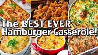 The Best Ever Hamburger Casserole Followed By Soap Making! Part 1