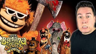 Banana Splits Horror Movie Review (Five Nights Knock Off)