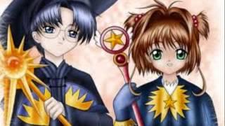 Eriol, Sakura y Shaoran  Ella y Yo