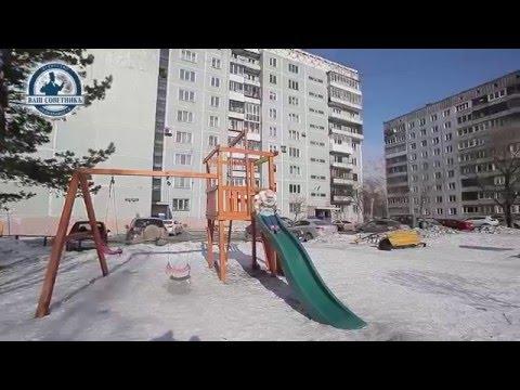 Купить квартиру Новокузнецк 2к Сеченова 25А